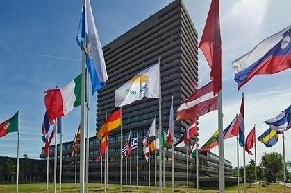 Netherlands, Den Haag. Rijswijk. European Patent Office.